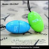 Lettore di schede di deviazione standard di figura dell'uovo micro (OS-CR47)