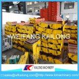 Transporte do avental para o material elevado de Temepature feito em China