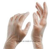 Одноразовые виниловые порошок свободного нитриловые перчатки исследования
