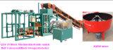 Гидравлический4-20 Qt конкретные производстве кирпича машины