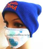 Gorrita tejida de la máscara de la fábrica de la certificación de TUV/SGS