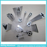 Perfil de alumínio da fábrica de alumínio de China com formas da diferença