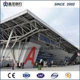 Элегантный Prefabricatedsteeel структуры 4s автомобильный выставочный зал