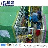Macchina geologica di carotaggio del pozzo trivellato di esplorazione da vendere (hfp600plus)