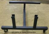Il potere ha verniciato il acciaio al carbonio 10-Gauge carrello resistente d'acciaio piegato e saldato per le cremagliere del relè