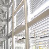 Panneau en aluminium hyperbolique ou se dépliant