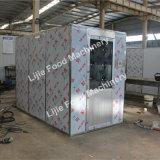 Große Geschwindigkeit aller persönliche Luft-Dusche-Stahlraum