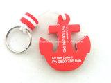 Sich hin- und herbewegende EVA Key Chain und Keychain