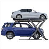 Столб 2 Scissor автомобиль/автоматический легкий подъем стоянкы автомобилей