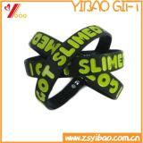 Wristband di vendita caldo del silicone di promozione per il regalo (YB-SM-11)