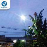 80W indicatore luminoso esterno della via del sensore solare LED