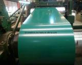 Bobine preverniciate dell'acciaio dello strato PPGI PPGL del tetto di Aluzinc per i piatti d'acciaio ondulati