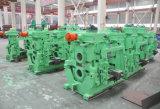 높은 생산 Rebar 및 철사 로드 회전 기계