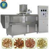 linha da transformação de produtos alimentares dos peixes do gato do cão de animal de estimação