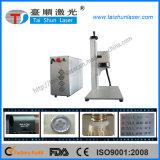 machine de marquage au laser à fibre pour acier inoxydable, Alumnium, de cuivre