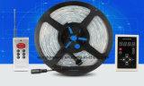 Couleur de SMD5050 150LEDs 6803IC 133 changeant la bande imperméable à l'eau de RVB DEL
