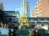 Máquina de vidro da instalação do Bpd/tirante de vidro do vácuo