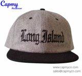 El patrón de impresión Hat estilo Snapback Factory