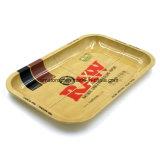 Bandeja del papel sin procesar gigante de balanceo para fumar cáñamo del cigarrillo del tabaco de Weed