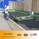 Macchina di pavimentazione corrente della costruzione di modo della pista di sport
