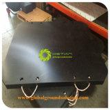 Résistance d'usure ultra haut poids moléculaire UHMWPE Crane Outrigger Pad avec SGS