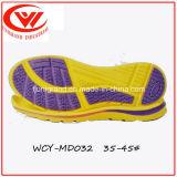 Sola nova de Outsole EVA da forma 2016 para a fatura da sapata