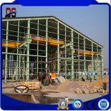 Vorfabrizierte niedrige Kosten Vor-Bildeten landwirtschaftlichen neuen Entwurf Stahlkonstruktion-Werkstatt