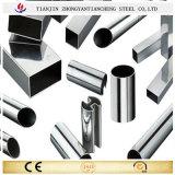 Hl Finshed 410/410S/440 rectangulaire en acier inoxydable et de tube carré pour matériaux de construction