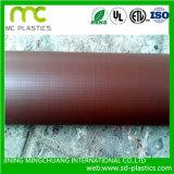 Recubierto de PVC/PVC/laminado de lienzo y lona con Auti-UV y resistente al agua