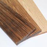 Suelo de bambú tejido hilo al aire libre antideslizante