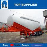 Silo del cemento degli assi del veicolo 3 del titano per trasportare il rimorchio all'ingrosso della betoniera del rimorchio del cemento semi