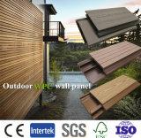 im Freienzaun der Garantie-25years Garten-Bauholz-zusammengesetzter des Holz-WPC