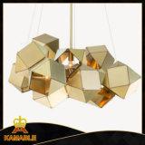 Moderner Entwurfs-AluminiumEdelstahl-hängende Lampe (KA8246-13)