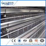 De Apparatuur van de Kooi van de Kip van de Vervaardiging van de Fabriek van de Landbouw en veeteelt van het vee met de Tekening van het Ontwerp