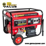 Factory Priceの5.5kw Electric Petrol Generator