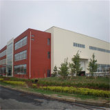 Entrepôt préfabriqué de logistique d'entrepôt de structure métallique