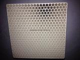 가열기를 위한 근청석 벌집 세라믹 격판덮개