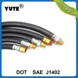 DOT a approuvé le flexible de frein de l'air de 3/8 de pouce à la norme SAE J1402