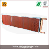 Xangai Shenglin Copper Tube Copper Fin R407c da bobina do evaporador