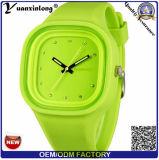 Yxl-982 het nieuwe Polshorloge van de Gelei van het Horloge van de Kleding van de Vrouwen van de Stijl van het Horloge van het Kwarts van het Horloge van de Sport van het Silicone van het Merk van de Manier Beroemde Toevallige voor de Dame van de Jonge geitjes van Mannen