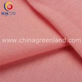 40s綿のワイシャツの織物(GLLML218)のためのスパンデックスによって編まれるジャージーファブリック
