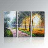 Faites votre propre chambre Handmade paysage moderne (la peinture huile sur toile3-031)