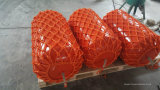 Defensas cilíndricas llenadas espuma marina