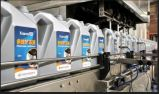Máquina de enchimento líquida automática do óleo de lubrificação