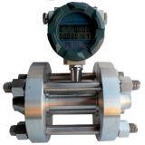 Medidor de fluxo inteligente da turbina, medidor de fluxo de Fuil do medidor do volume de água