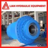 Cilindro hidráulico personalizado do desengate reto não padronizado para o projeto da tutela da água