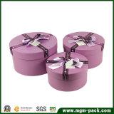 熱い販売の昇進の円形のペーパーギフト用の箱