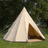 Das im Freien kampierende bewegliche Teepee-Zelttipi-Familien-Abdeckung-Zelt knallen oben Tipi-Zelt