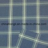 T/R/Sp tejido traje Tejido de sarga verificar tela para trajes de negocios/Faldas cortas