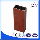 Труба профиля штрангя-прессовани качества конечно алюминиевая от китайского поставщика верхней части 10